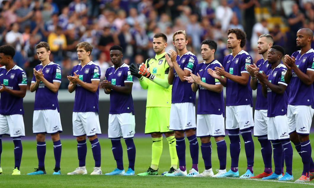 RSC Anderlecht v KV Mechelen - Jupiler Pro League