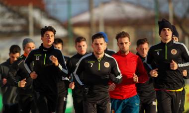 FOTBAL:REUNIRE LOT FC RIPENSIA TIMISOARA (14.01.2019)