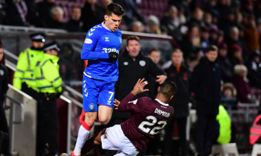 Hearts v Rangers - Scottish Cup Quarter Final