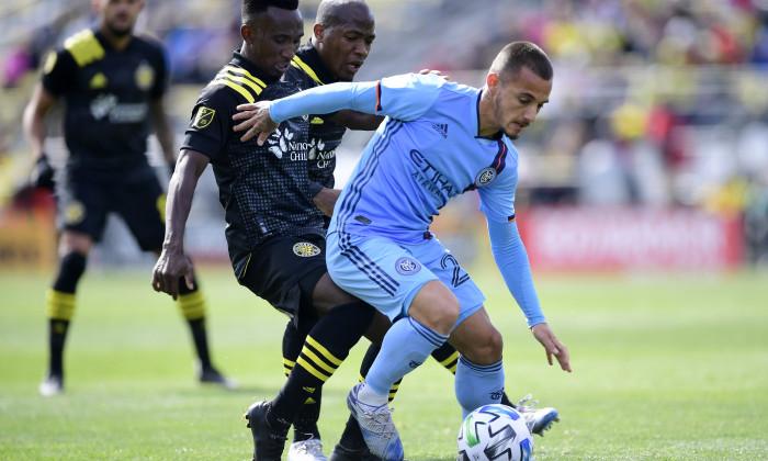 New York City FC v Columbus Crew SC