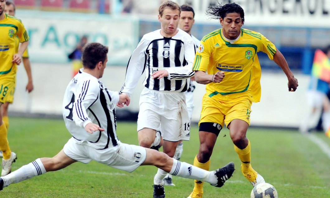 1.FOTBAL:ASTRA PLOIESTI-FC VASLUI 0-0,LIGA 1 (7.04.2010)