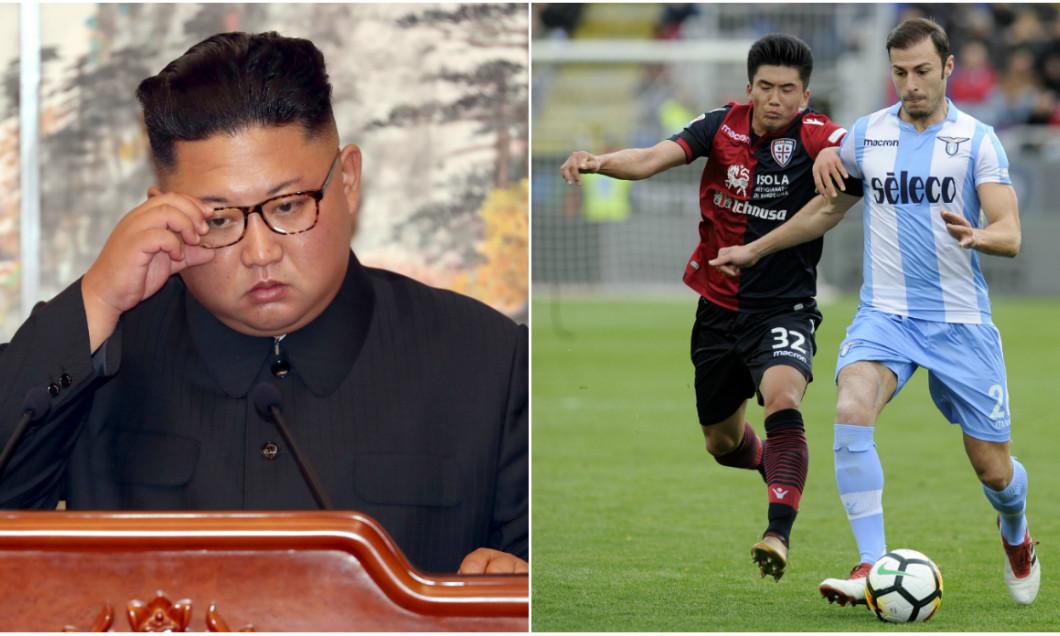 Kim Jong-un Han Kwang-Song