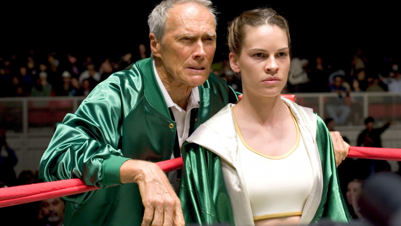 clint eastwood million dollar baby