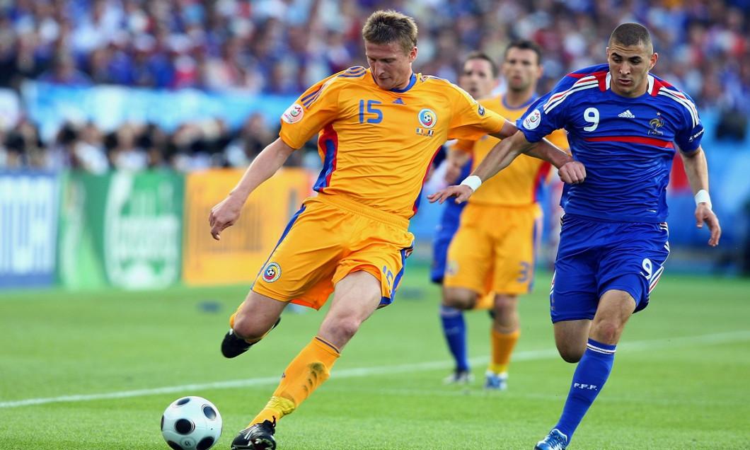 Romania v France - Group C Euro 2008