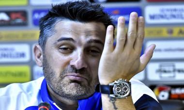 FOTBAL:CONFERINTA PRESA FC VOLUNTARI (12.10.2017)