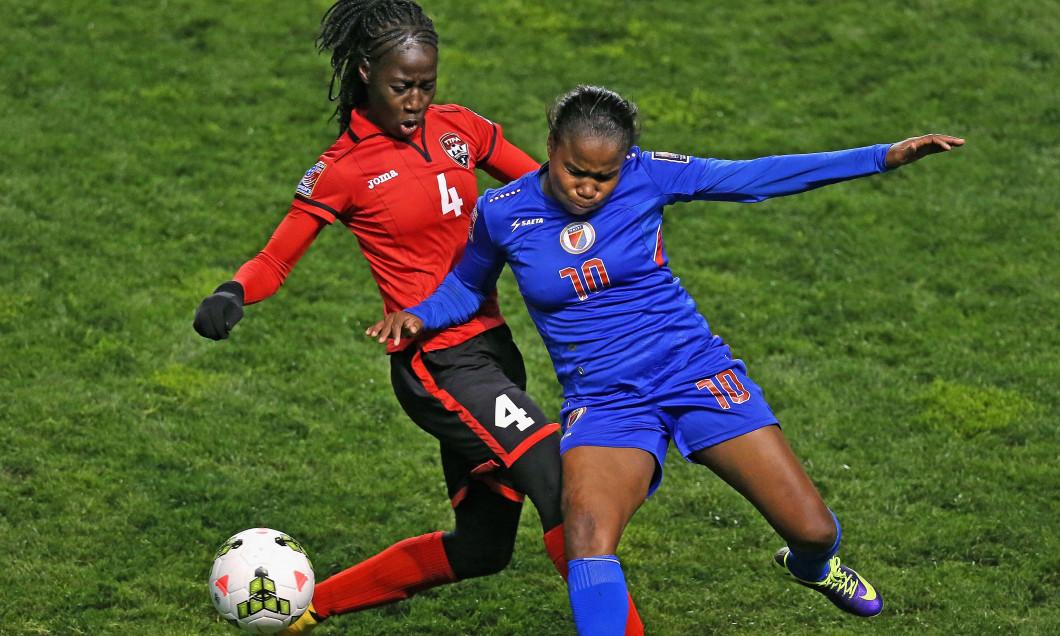 Haiti v Trinidad And Tobago: Group A - 2014 CONCACAF Women's Championship