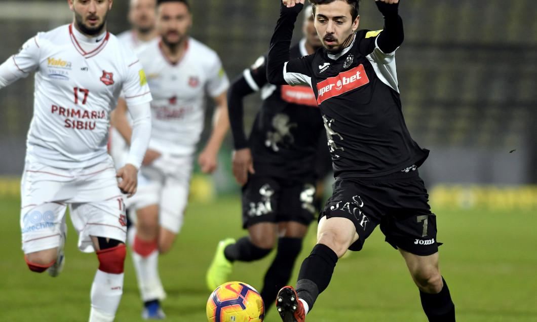 FOTBAL:AFC HERMANNSTADT-CSM POLITEHNICA IASI, LIGA 1 BETANO (3.03.2019)