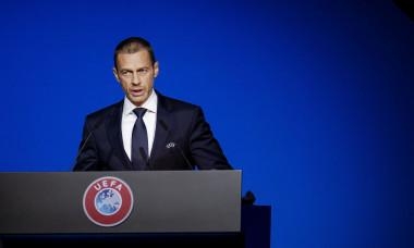 Aleksander Ceferin este președintele UEFA / Foto: Profi Media Images