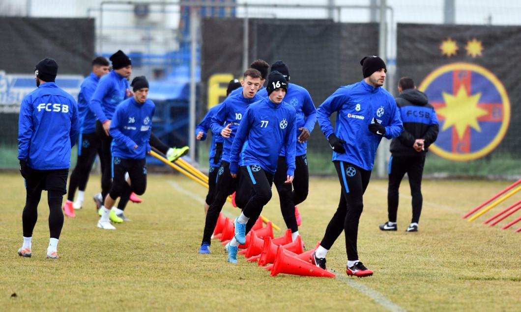 antrenament FCSB / Foto: Sport Pictures