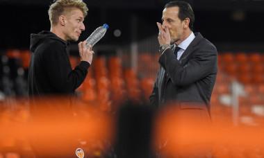 Spain: Valencia - Atletico de Madrd. La Liga, date 24