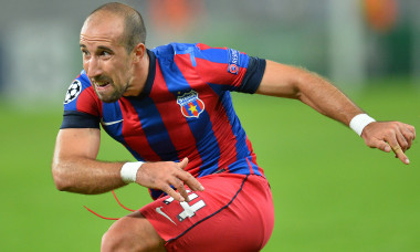 FC Steaua Bucuresti v Legia Warszawa - UEFA Champions League Play-offs: First Leg