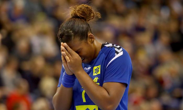 Brazil v Montenegro - 2017 IHF Women's Handball World Championship Germany