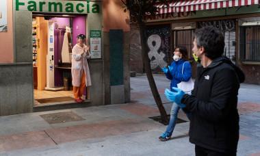 Spain Begins To Ease Lockdown As Coronavirus Infection Rate Slows