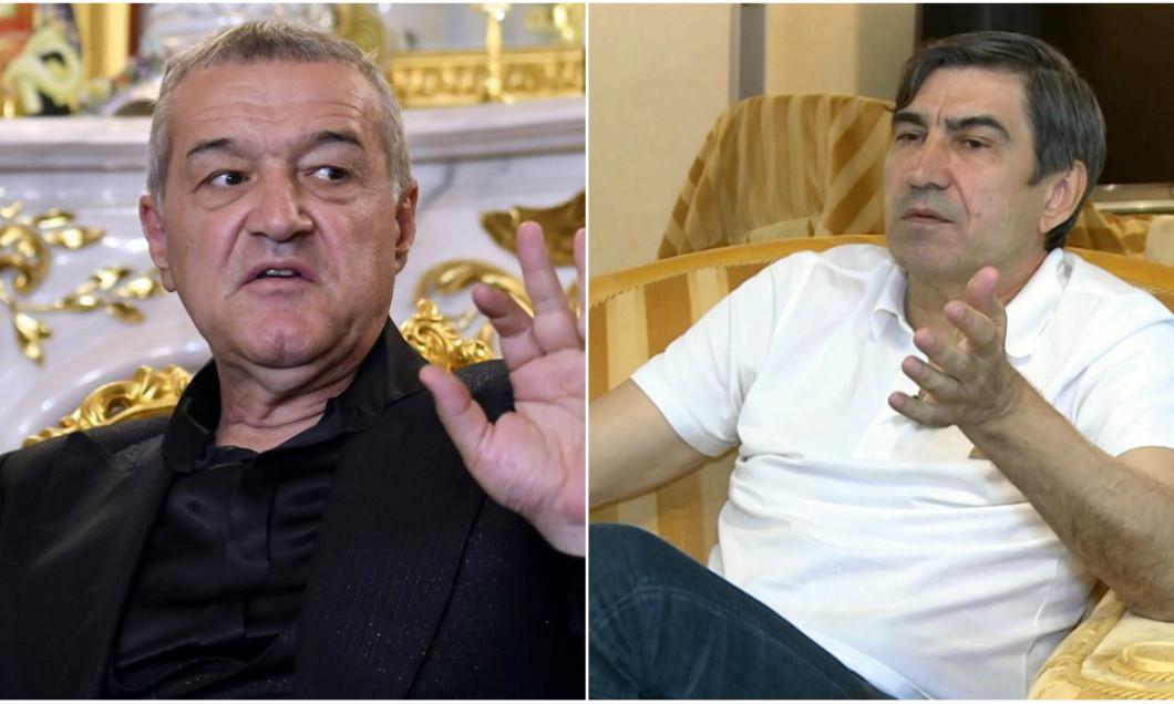 Gigi Becali și Victor Pițurcă