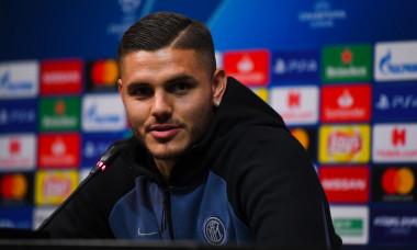 Inter Milan Press Conference