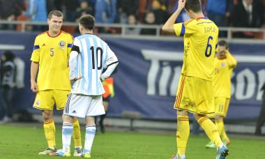 2:FOTBAL:ROMANIA-ARGENTINA,AMICAL (5.03.2014)