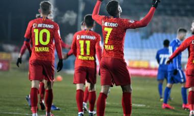 Florinel Coman este cel mai bun marcator din Liga 1 / Foto: Sportpictures