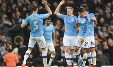 Manchester City a fost exclusă doi ani din UCL / Foto: Getty Images