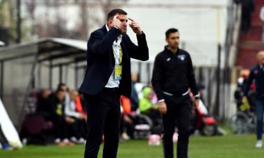 Laszlo Balint, antrenorul de la UTA Arad / Foto: Sport Pictures