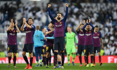 Gerard Pique, fundașul Barcelonei / Foto: Getty Images