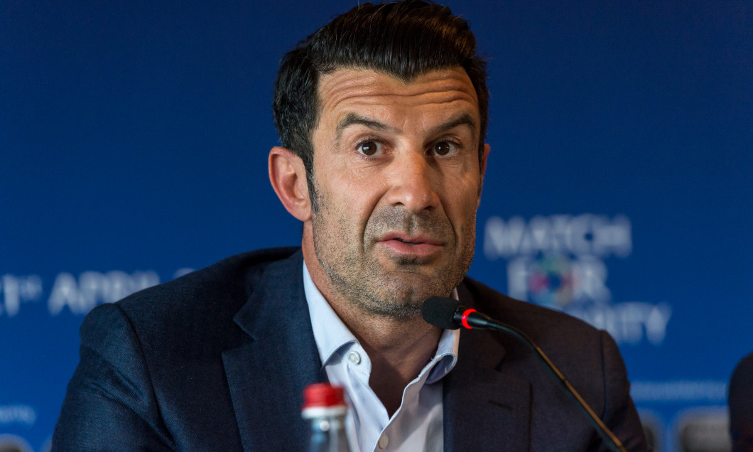 Luis Figo / Foto: Getty Images