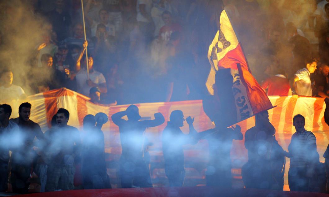 FC Dinamo Bucharest v FC Rapid Bucharest - Romanian Liga 1