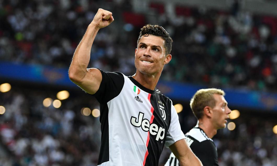 Cristiano Ronaldo, atacantul lui Juventus / Foto: Getty Images