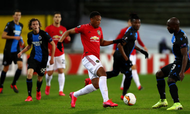 Club Brugge v Manchester United - UEFA Europa League Round of 32: First Leg