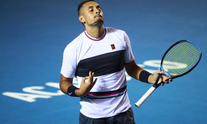 Nick Kyrgios, locul 40 în ierarhia ATP / Foto: Getty Images