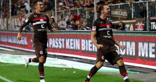 FC St. Pauli v SV Darmstadt 98 - Second Bundesliga