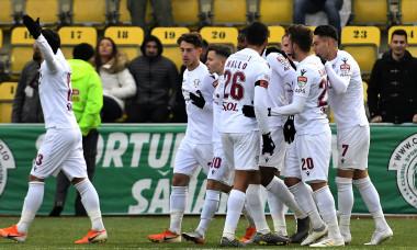 Rapid ocupă locul șase în clasamentul Ligii a doua / Foto: Sport Pictures