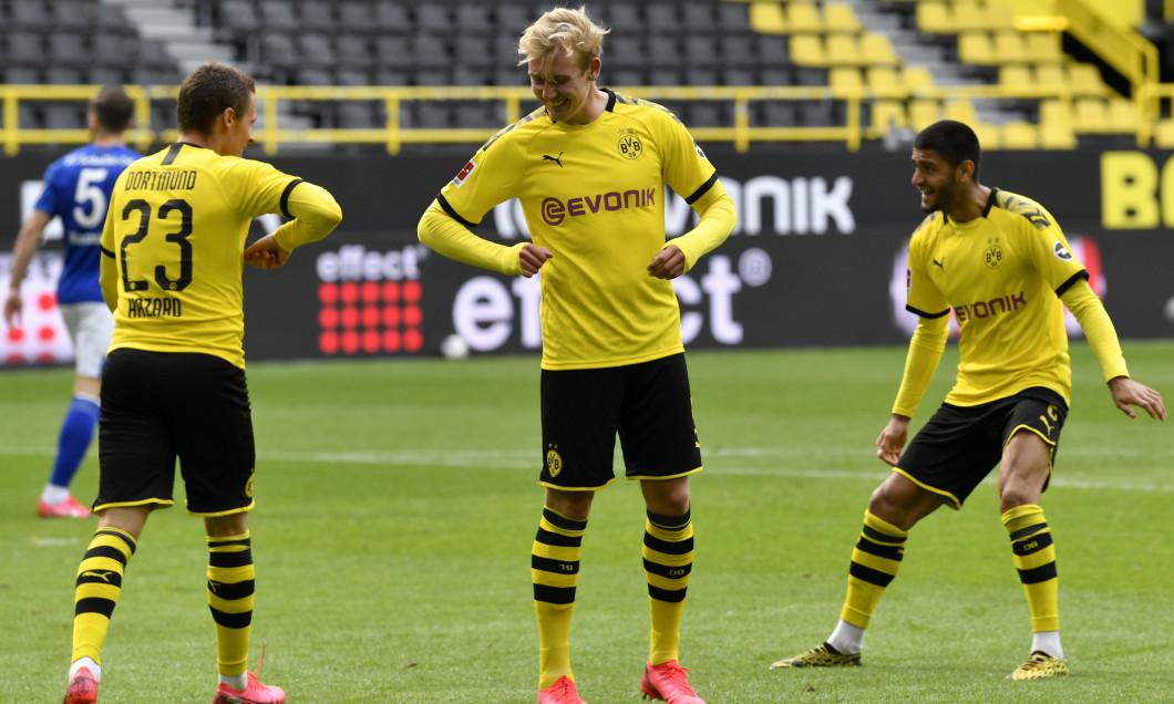 Borussia Dortmund a învins Schalke cu 4-0 în etapa 26 din Bundesliga / Foto: Getty Images