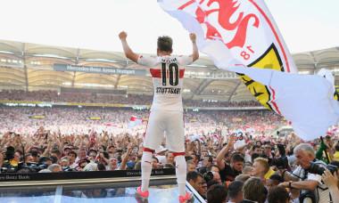 VfB Stuttgart v FC Wuerzburger Kickers - Second Bundesliga