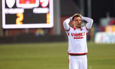 Deian Sorescu, la finalul meciului FC Voluntari - Dinamo 2-1 / Foto: Sport Pictures