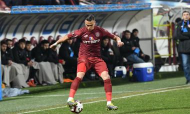 Cristi Manea, fundașul celor de la CFR Cluj / Foto: Sport Pictures