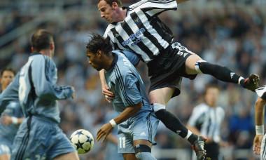 Newcastle United v Marseille