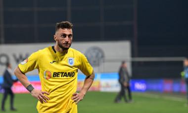 Mirko Pigliacelli a revenit în România / Foto: Sportpictures
