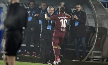 CFR Cluj a câștigat ultimele două titluri din Liga 1 / Foto: Sportpictures