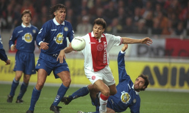 Jari Litmanen of Ajax