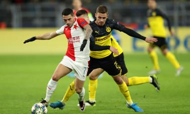 Borussia Dortmund v Slavia Praha: Group F - UEFA Champions League