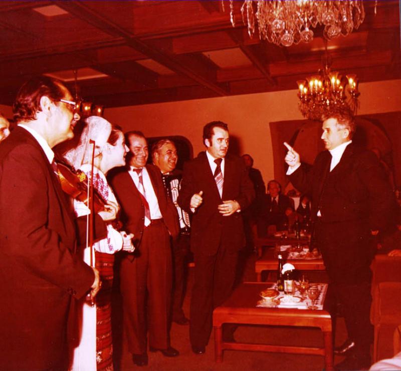 Ziua de naștere a lui Nicolae Ceaușescu, 26 ianuarie 1980, K049 | fototeca online a comunismului romanesc
