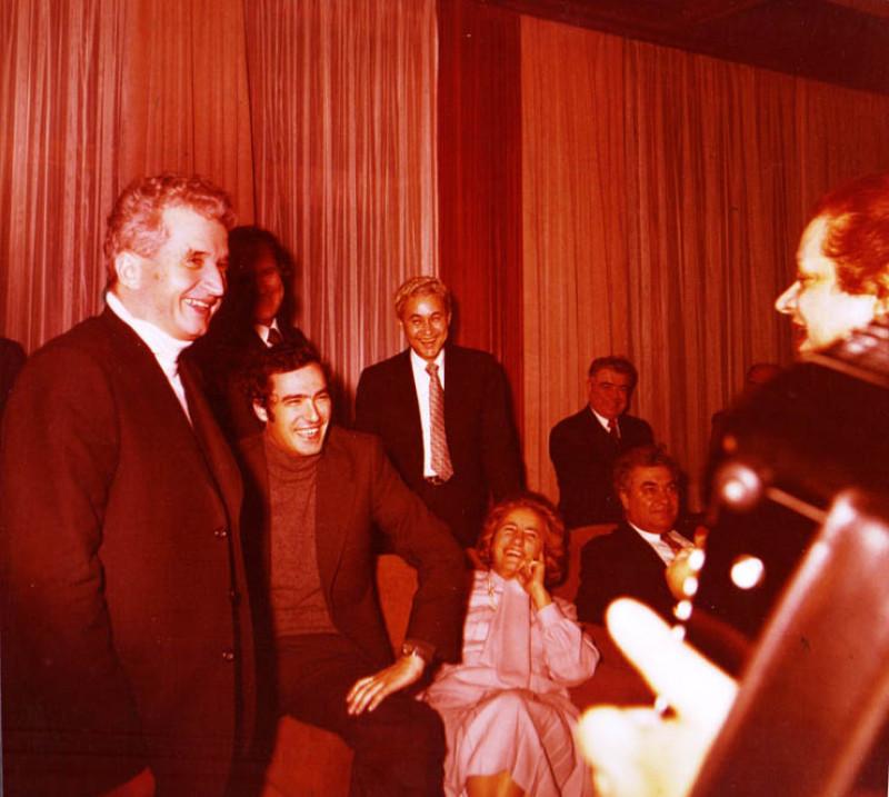 Ziua de naștere a lui Nicolae Ceaușescu, 26 ianuarie 1980, K046 | fototeca online a comunismului romanesc