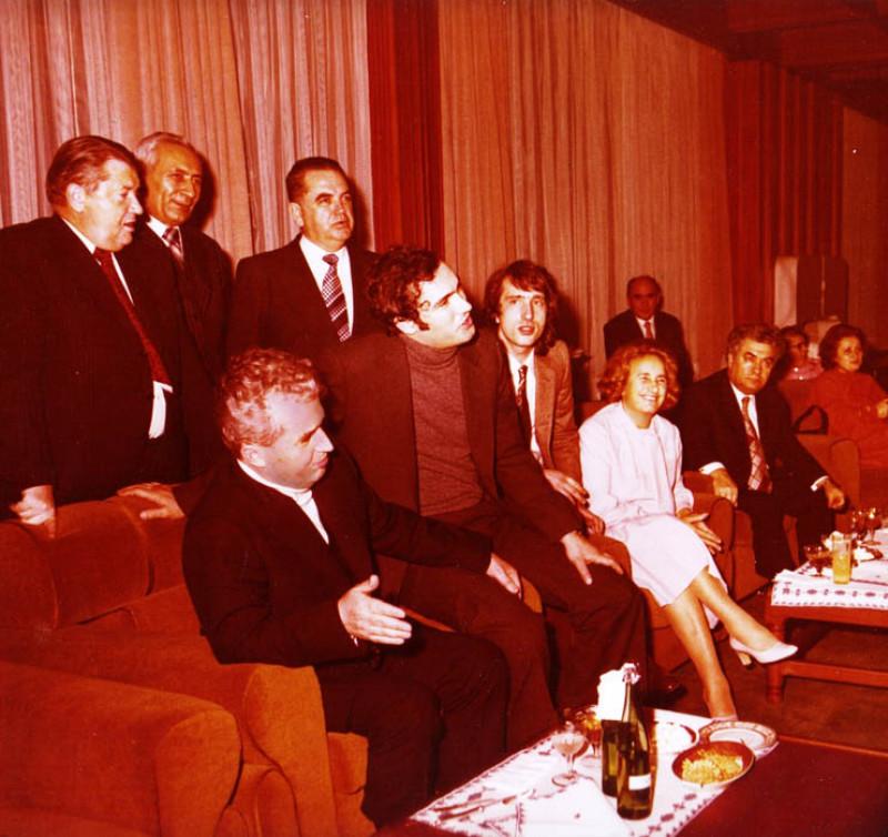 Ziua de naștere a lui Nicolae Ceaușescu, 26 ianuarie 1980, K028 | fototeca online a comunismului romanesc