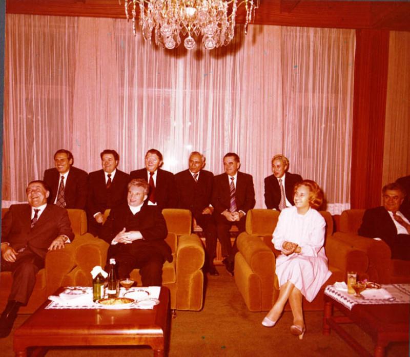 Ziua de naștere a lui Nicolae Ceaușescu, 26 ianuarie 1980, K015 | fototeca online a comunismului romanesc