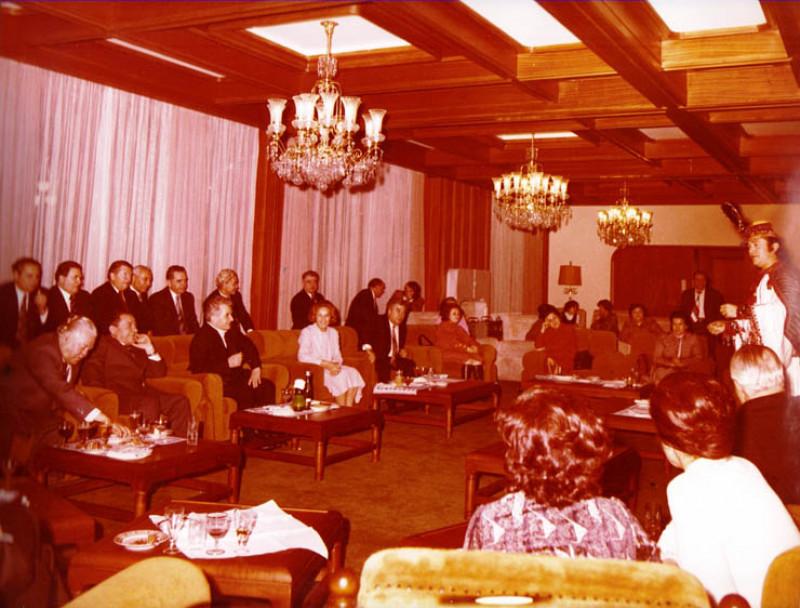 Ziua de naștere a lui Nicolae Ceaușescu, 26 ianuarie 1980, K014 | fototeca online a comunismului romanesc