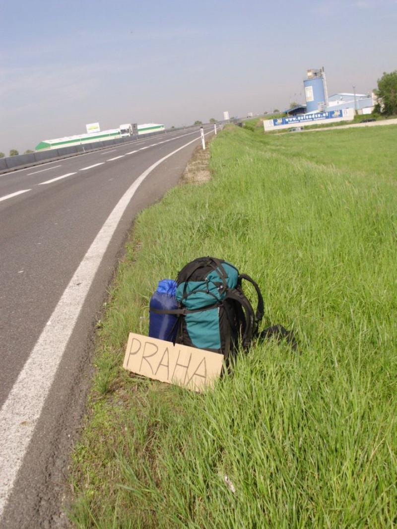 Românul care vrea să facă înconjurul lumii cu autostopul: Îmi place să fie periculos |FOTO: FACEBOOK