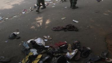 BUSCULADĂ DE ANUL NOU. Peste 60 de persoane au murit în Coasta de Fildeș