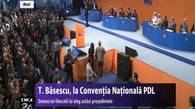 Traian Băsescu către PDL: Am pus ţara deasupra interesului de partid. Ştiu, asta nu v-a făcut fericiţi ca oameni politici