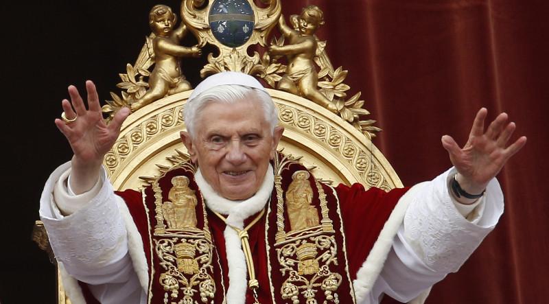 Papa Benedict al XVI-lea a oficiat ultima audienţă generală în calitate de pastor al Bisericii Catolice   vatican.va