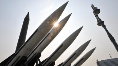 coreea-rachete Scud- 3869358-AFP Mediafax Foto-JUNG YEON-JE-1